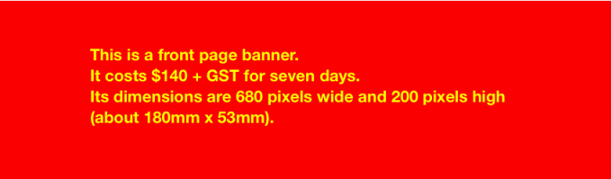 2523 advert shape banner