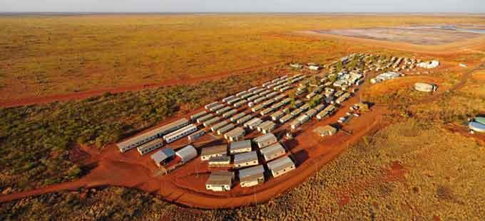 Fly In Alice Springs News