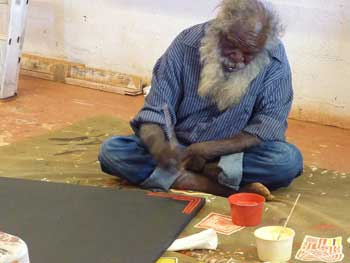 Iconic Aboriginal Art For An 21st Century Object