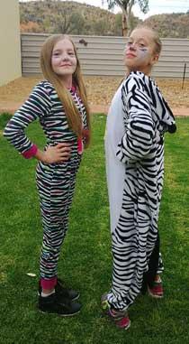 Natasha Ellis and Alli Anderson