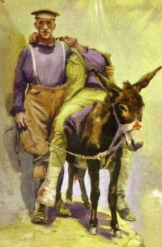 p2237-Egan-man-donkey