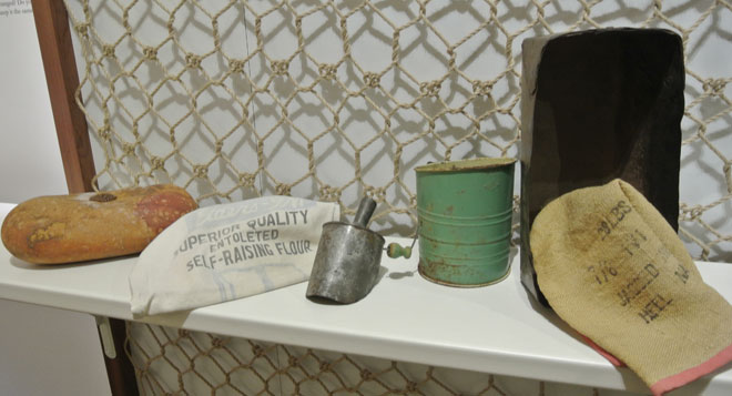 humble objects of women s work used to ask big questions