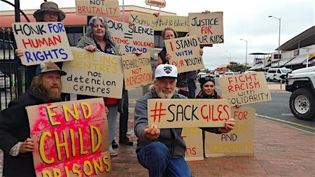 p2350 election protest OK