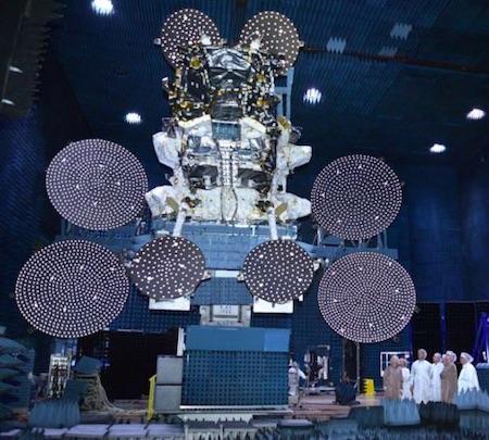 p2405 Sky Muster satellite