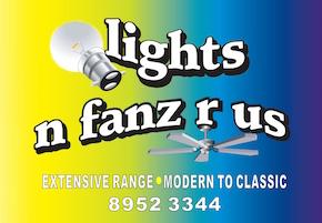 2421 lights & fanz