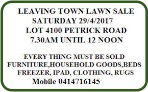 2428 Peter lawn sale