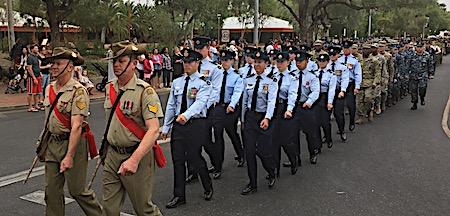 p2429 Anzac parade 17