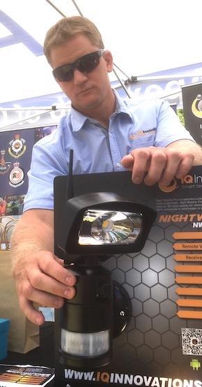 p2434 burglar alarm 1
