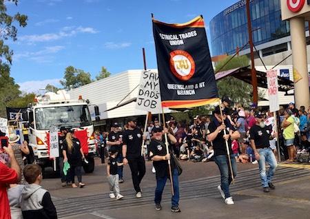 2443 ETU marchers 2 OK