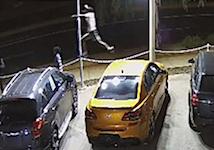 2458 vandalism Car to Car SM3
