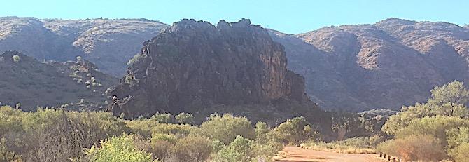 2468 Ross River Corroborree Rock