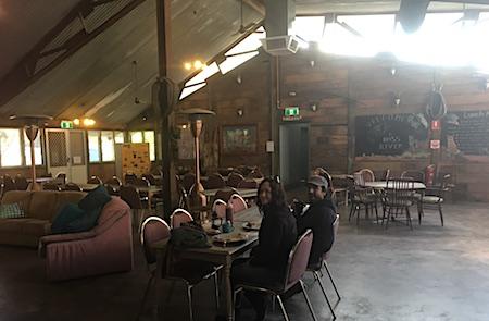 2468 Ross River dining room