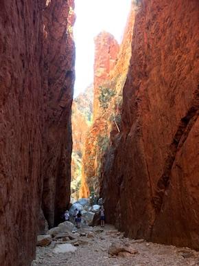 2468 Standley Chasm chasm OK