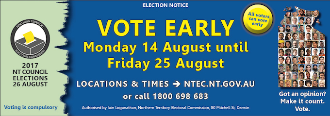 2468 Vote early