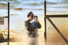 p2470 Tracey Moffatt 12. Cop and Baby SM