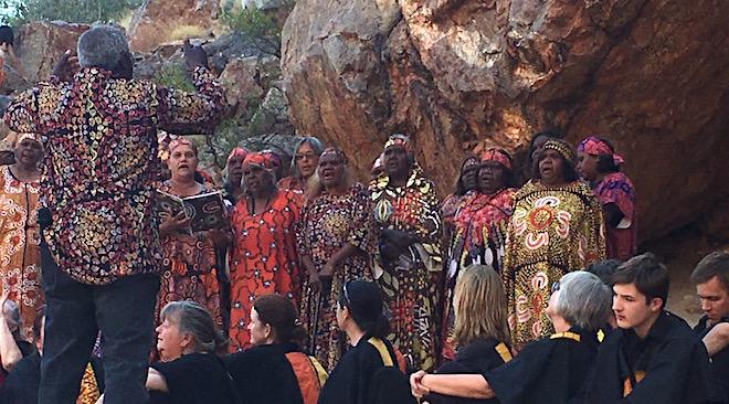 p2491 Desert Song in gorge Ab women 2