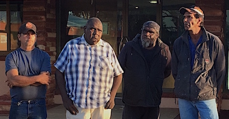 p2467 Arrernte men four 450