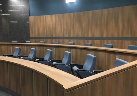 p2499o Supreme Court jury box