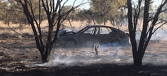 2515 burnt car 2 SM