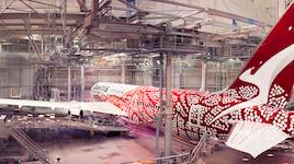 2517 Qantas livery SM