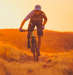 2518 mountain biking