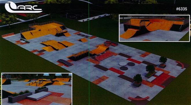 p2508 Council skate park concept 660