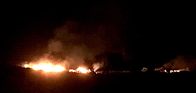 p2510 Fire landfill 660