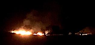 p2510 Fire landfill SM