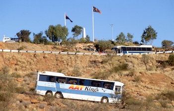 p2516 Nelson flag 2 Buses 350