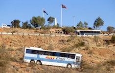 p2516 Nelson flag 2 Buses SM