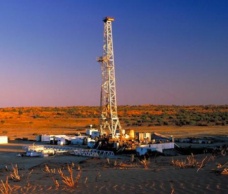 2527 fracking rig OK