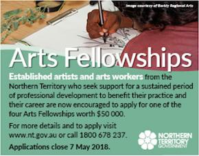2531 Arts Fellowship