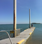 2531 East Arm boat ramp SM