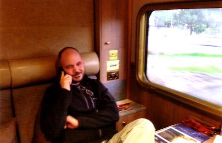 2531 Ghan passenger OK