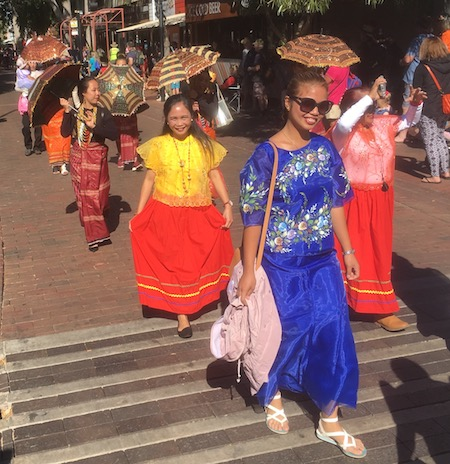 2536 Bangtail Cultural