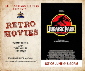 2539 Cinema Jurassic
