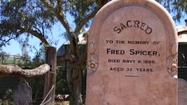 p2528 Stuart Town Cemetery SM