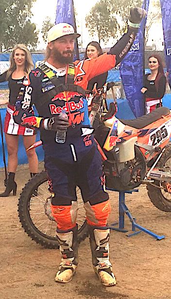 2549 Toby Price winner