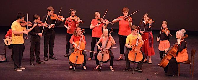 2550 Eisteddfod many strings