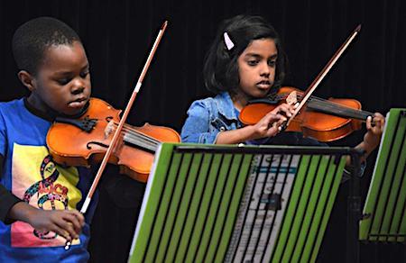 2550 Eisteddfod violins