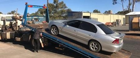 2550 police vehicle seized