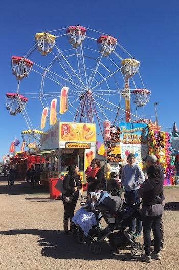 2557 show fun fair OK