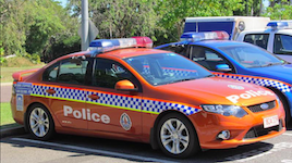 2562 police vehicles SM