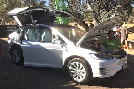 2571 electric car OK