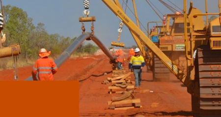 2579 Northern Pipeline OK