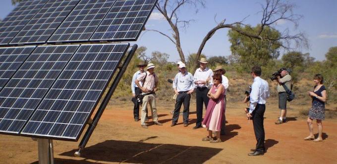 2586 Solar Centre Opening OK