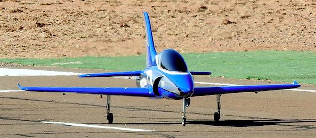 2586 model aircraft 1
