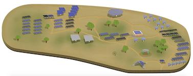 2586 solar centre SM