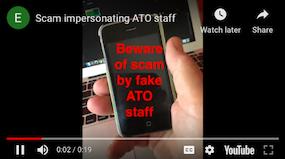 2593 ATO scam