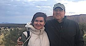 2595 Jakub Baranski & Renata Baranska SM